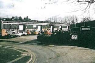 Primary Photo - Units 7-17, Mill St, Abergavenny - Industrial unit for rent - 1,866 sq ft