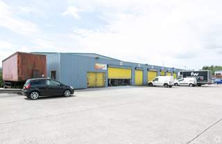 Primary photo of Units 1-10, Corporation Rd, Newport Business Centre, Newport