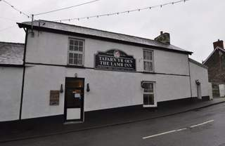 Primary photo of The Lamb Inn, Whitland