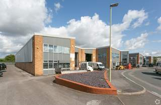 Primary photo of Units 1-7, Eastern Ave, Chancel Close Industrial Estate, Gloucester