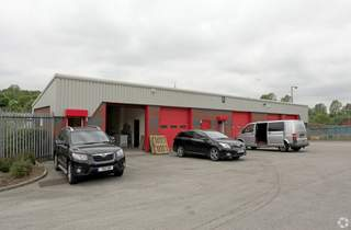 Primary photo of Units 1-5, Cromford St, Cromford Business Park, Oldham