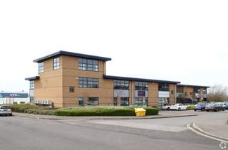 Primary photo of Units 21-25, Ensign Way, Compass Point, Southampton