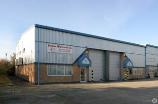 Primary photo of 1-4, Triumph Way, Woburn Road Industrial Estate, Bedford