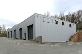 Primary photo of Lucas Works, Dronfield