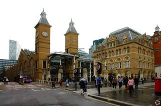 Primary photo of Liverpool Street Station, London