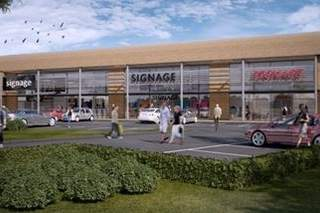 Primary photo of Proposed Retail Development at