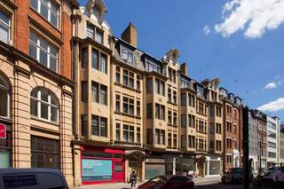 Primary Photo of 36-39 Newman St, London