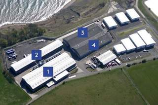 Building 3 and 4 frances industrial park - Buildings 3-4, Kirkcaldy - Industrial unit for rent - 30,000 to 60,000 sq ft