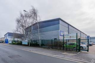 Primary Photo of Cowley Business Centre