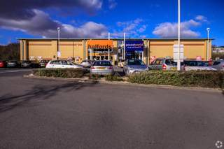 Primary Photo of Units 1A-1B, Glamorgan Vale Retail Park