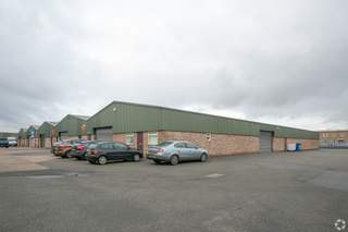 Primary photo of Units 8 -17, Brickyard Rd, Empire Industrial Park, Walsall