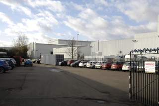 Primary Photo of Building Two, Zf Services Uk Ltd