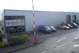 Building Photo - Units 10-11, Prince William Ave, Kings Court - Phase I, Deeside - Industrial unit for rent - 6,496 sq ft
