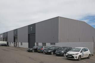 Primary Photo of Units 7 - 10, Hareness Trade Park