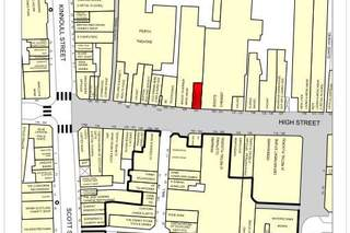 Goad Map for 161 High St