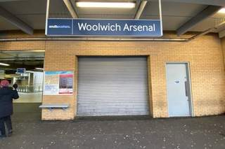 Primary Photo of Woolwich Arsenal Station