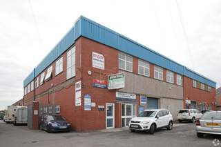 Primary Photo - Units 1-8, 24 Norbury Rd, Fairwater Industrial Estate, Cardiff - Industrial unit for rent - 4,433 sq ft