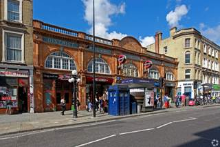 Primary Photo of Earls Court Station