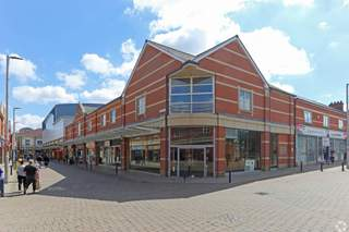 Primary Photo of The Parishes Shopping Centre