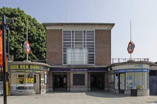 Primary Photo of Eastcote Underground Station, Pinner