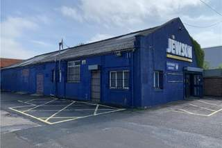 Primary Photo of Former Jewsons Depot