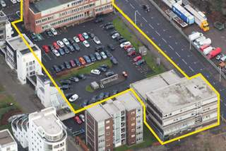 Primary Photo - Charlotte St, Glasgow - Commercial land plot for sale - 1.1 acres
