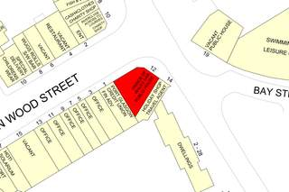 Goad Map for 12-14 Bay St