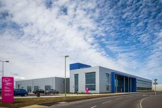 Primary Photo of Fareham Innovation Centre