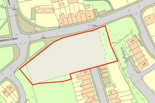 Primary Photo of Land lying to the north of St Oswald's Road
