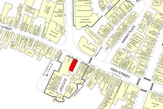Goad Map for Heritage Close Shopping Centre