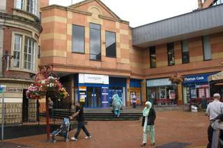 Primary Photo of Exchange Shopping Centre