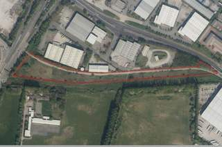 Primary - Land at St Modwen Road Barton Dock Rd, Manchester - Commercial land plot for sale - 5.14 acres