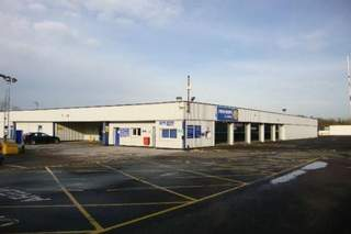 Primary Photo of Former Car Auction Site