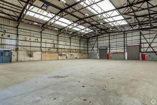 Interior Photo for Former FM Conway Yard