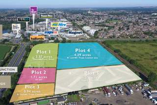 Primary Photo of Cathedral Business Park, Plot 2