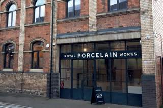 Primary Photo of The Painting House, Royal Porcelain Works
