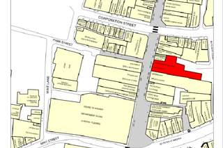 Goad Map for 286-287 High St