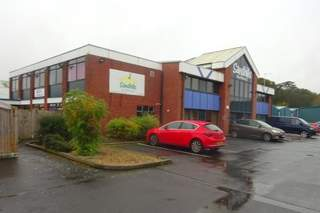 Primary Photo - Heath Mill House, Wolverhampton - Office for rent - 2,032 sq ft