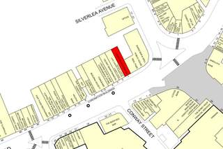 Goad Map for Coronation Buildings