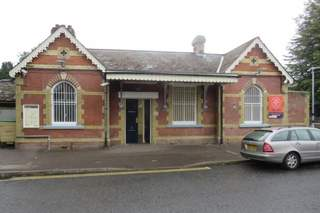 Primary Photo of Bagshot Station House