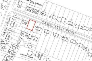 Primary Photo of Land between 7 & 13 Cagefield Rd