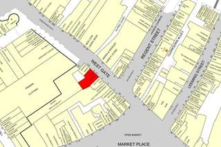 Goad Map for 9-11 West Gate