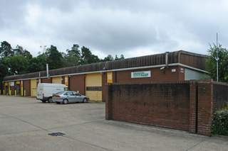 Primary Photo of Units 18-26, Woolmer Way