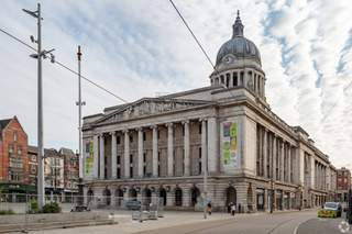 Primary Photo - The Exchange Arcade, The Exchange Arcade, Nottingham - Shop for rent - 906 to 977 sq ft