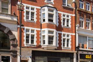 Primary Photo of 125 Long Acre