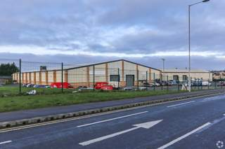 Primary Photo of Hartley Business Park - Whitehead, Units 1-6