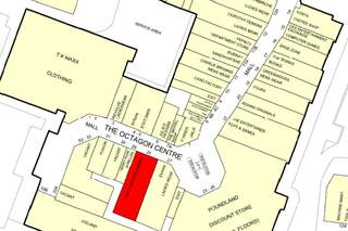 Goad Map for Octagon Centre