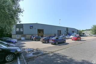 Primary Photo of Hayhill Industrial Estate, Loughborough
