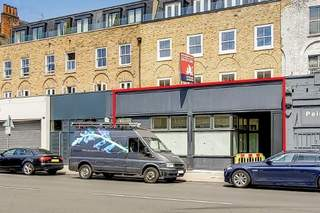 Primary Photo of 201-203 Hackney Rd
