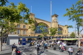 Primary Photo of Kings Cross Railway Station